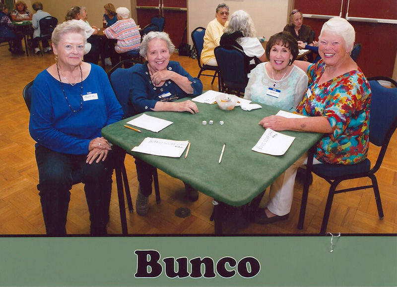 Bunco @ Elwin Mussell Center