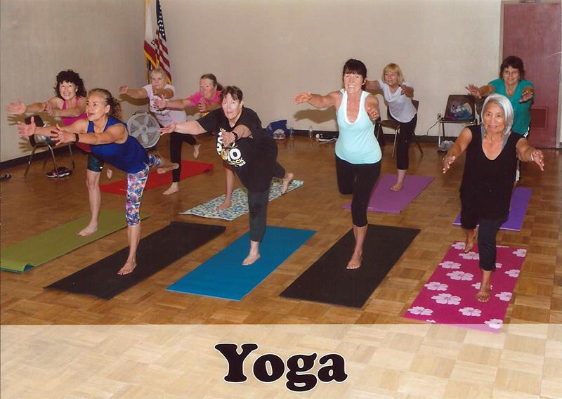 Yoga @ Elwin Mussell Center