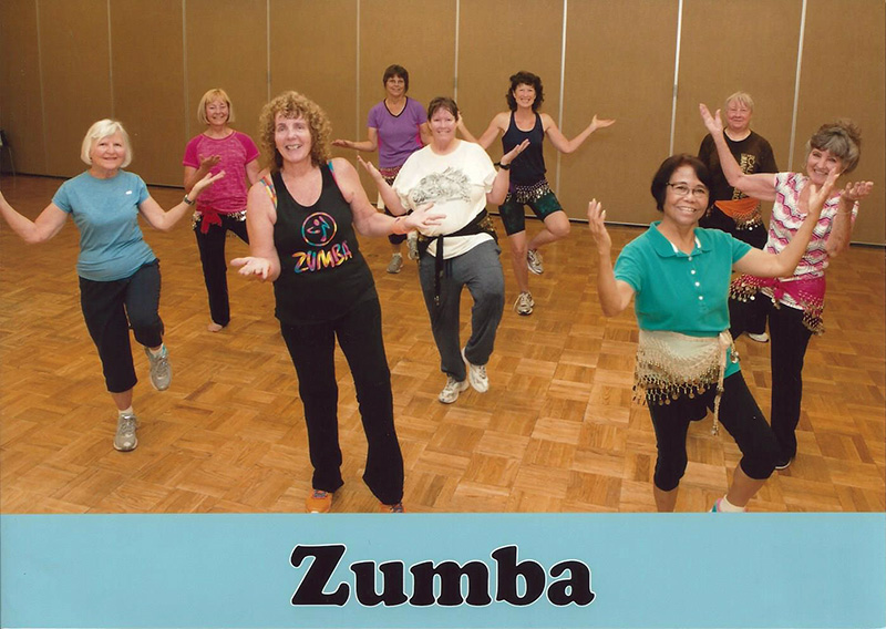 Zumba Gold @ Elwin Mussell Center