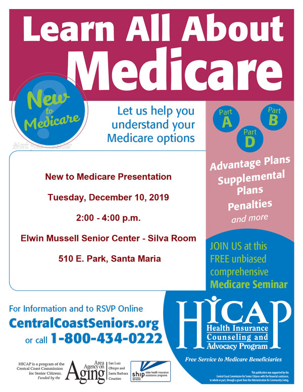 Learn all about Medicare
